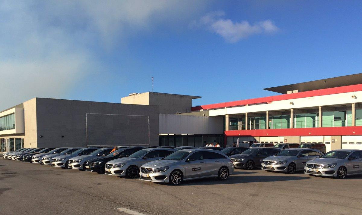 Davanti Tyres обует автопарк гоночной школы Автодрома Алгарве