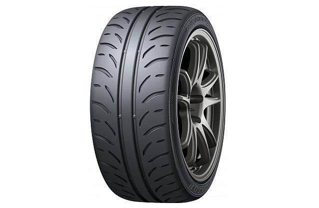 Sumitomo представила новую спортивную шину Dunlop Direzza ZIII