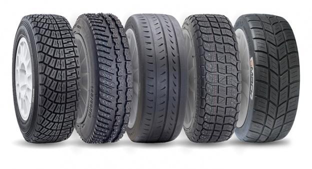 DMACK Tyres представила новую линейку раллийных шин для WRC 2017