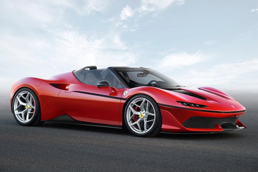 Ferrari сделала эксклюзивную модель для Японии