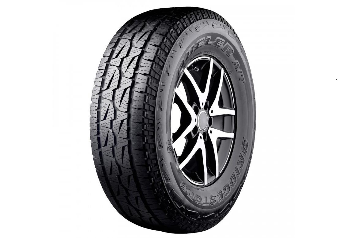 Вседорожные всесезонки Bridgestone Dueler A/T 001 выйдут на рынок в феврале
