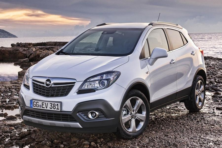 Opel Mokka попал под отзыв в России