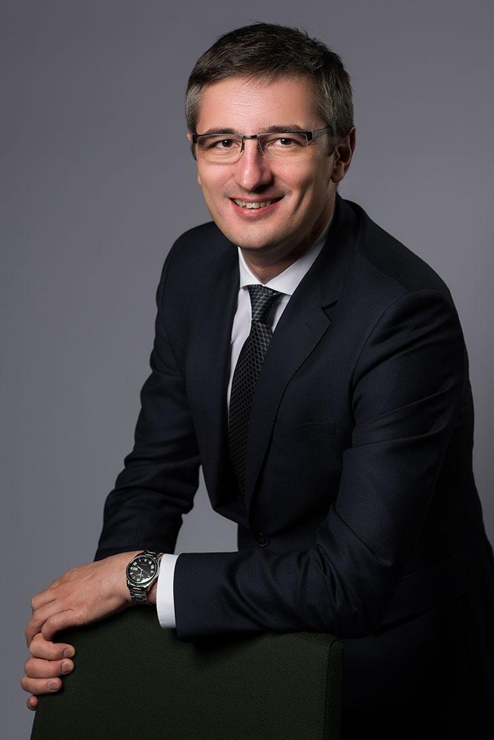 Андрей Пантюхов назначен ВрИО президента Nokian Tyres