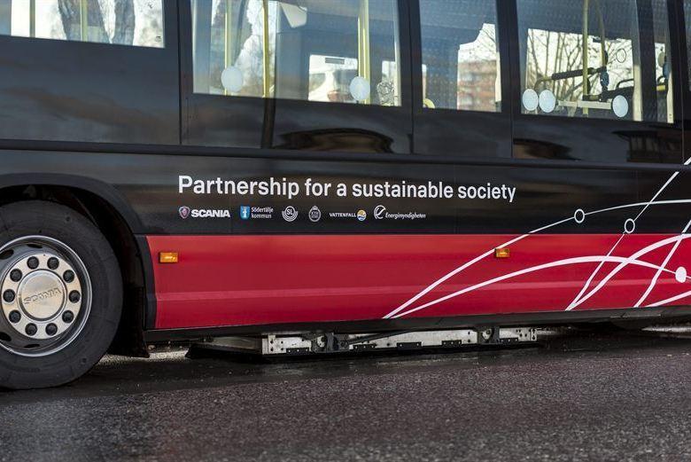 Scania представила городской автобус будущего