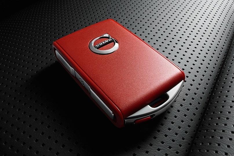 Volvo предлагает заказать «красный ключ»