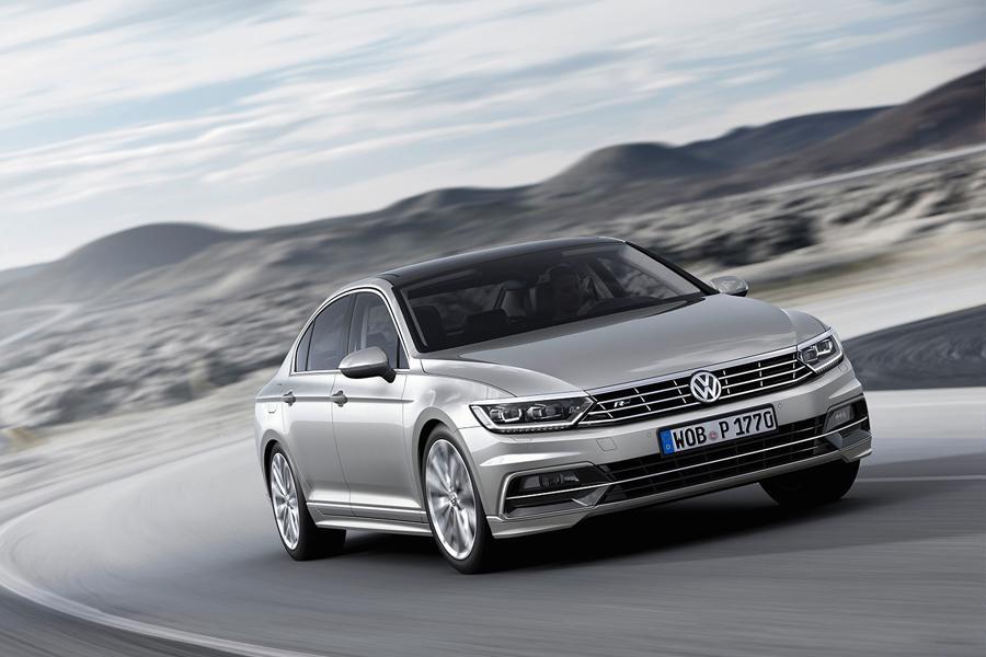 До России доехал дизельный Volkswagen Passat