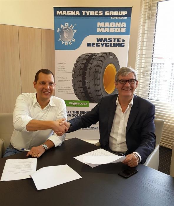 Magna Tyres Group купила своего голландского дистрибьютора