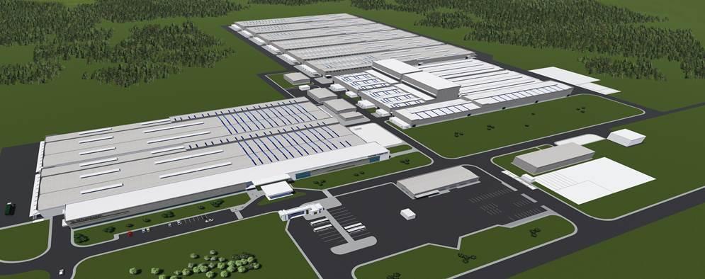 Турецкий завод Sumitomo прошел сертификацию систем экологии и охраны труда