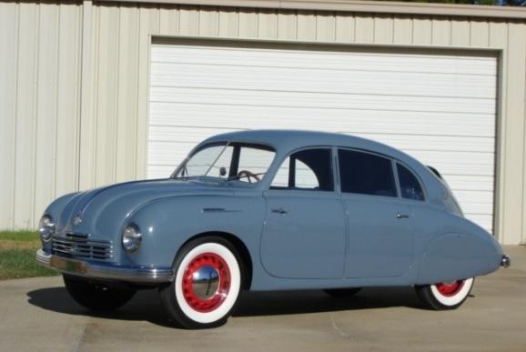 Tatra хочет вернуться к выпуску легковых машин