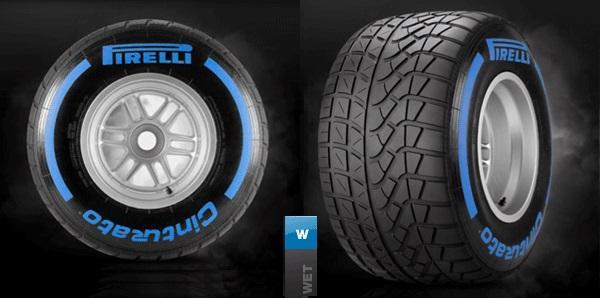 Пирелли продолжает работу над дождевыми шинами для Формулы-1