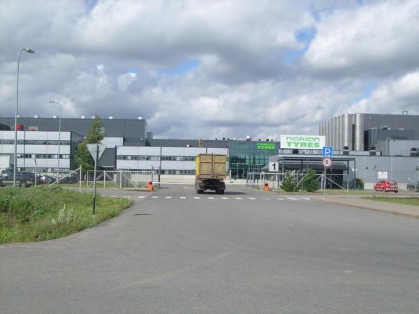 Nokian Tyres еще не решила, где построит третий завод