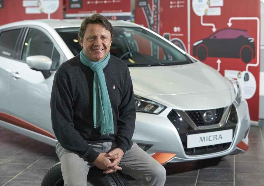 Гонщик Формулы-1 помог Bridgestone в разработке шин для нового Nissan Micra