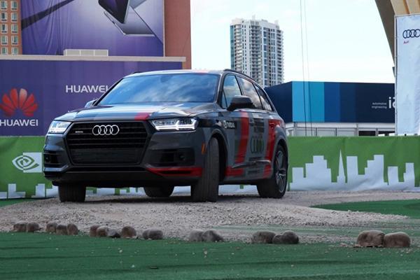 Audi оснастила Q7 искусственным интеллектом
