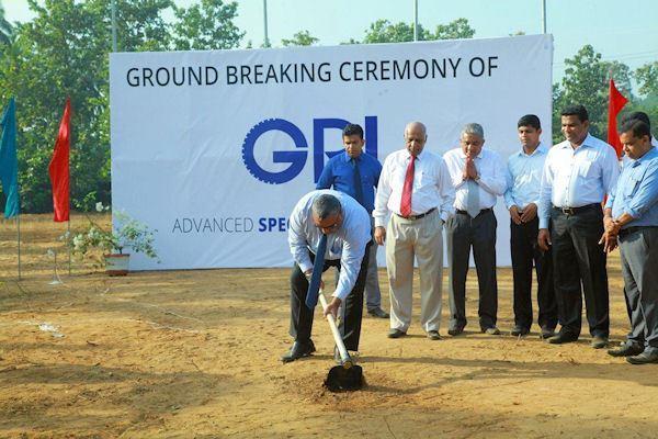 Global Rubber Industries начинает строительство своего второго завода