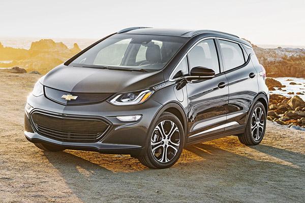 В Детройте выбрали североамериканский «Автомобиль года»