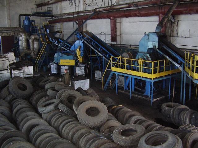 В Дагестане откроют первый завод по утилизации старых покрышек
