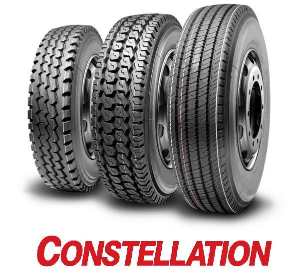 Alliance Tire Group представила новый шинный бренд Constellation