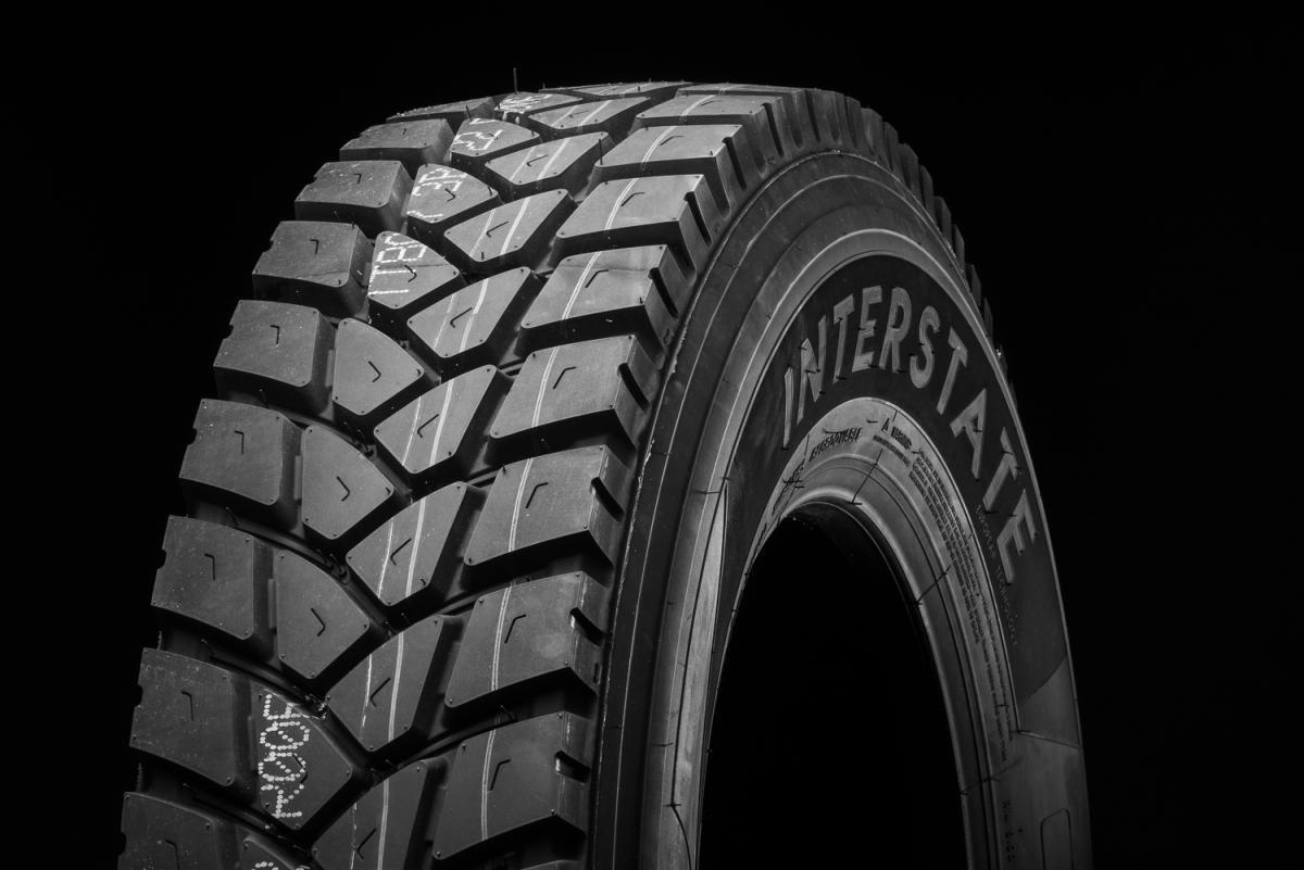 Interstate представила новую грузовую шину SR558 для смешанных условий эксплуатации