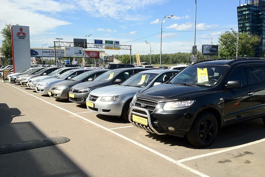 Вторичный рынок автомобилей вырос на 6%