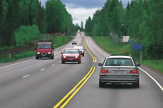 В Финляндии хотят изменить налогообложение автомобилистов