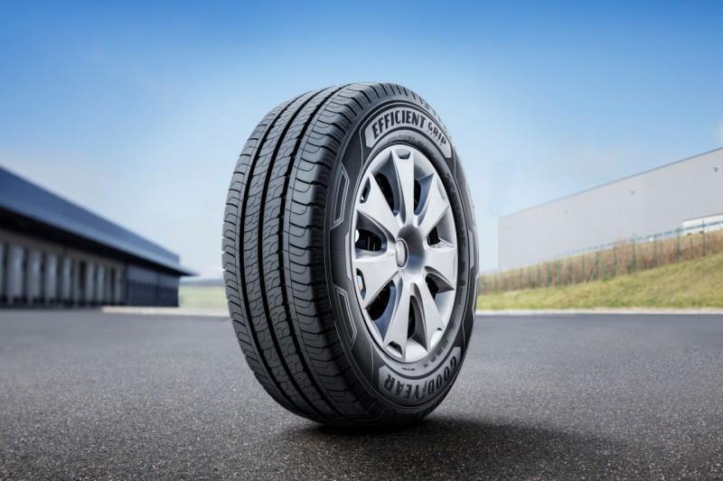 Goodyear EfficientGrip Cargo превзошли конкурентов по длительности пробега
