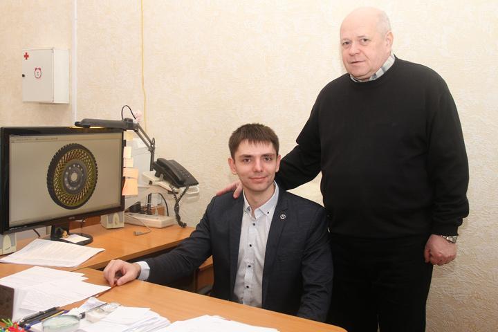 Нижегородский аспирант изобрел безвоздушную шину с регулируемой жесткостью