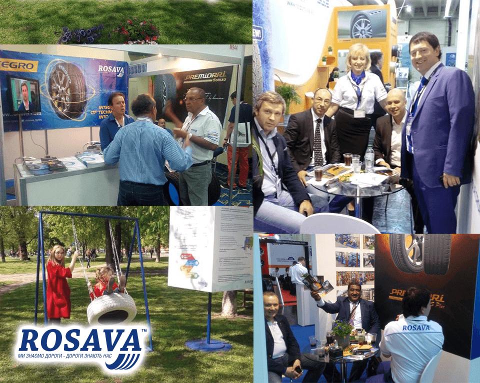 «Росава» подводит итоги участия в международных выставках 2016 года