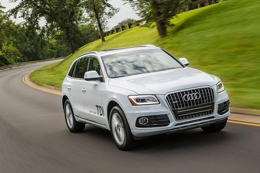 Audi и Volkswagen отзывают почти 600 тысяч машин в США