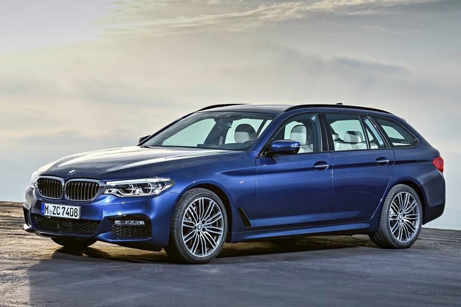 BMW 5-Series стал универсалом