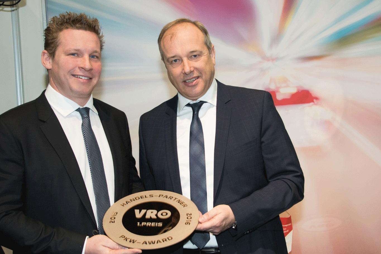 Falken Tyre получила премию VRÖ Awards 2017 в категории легковых шин