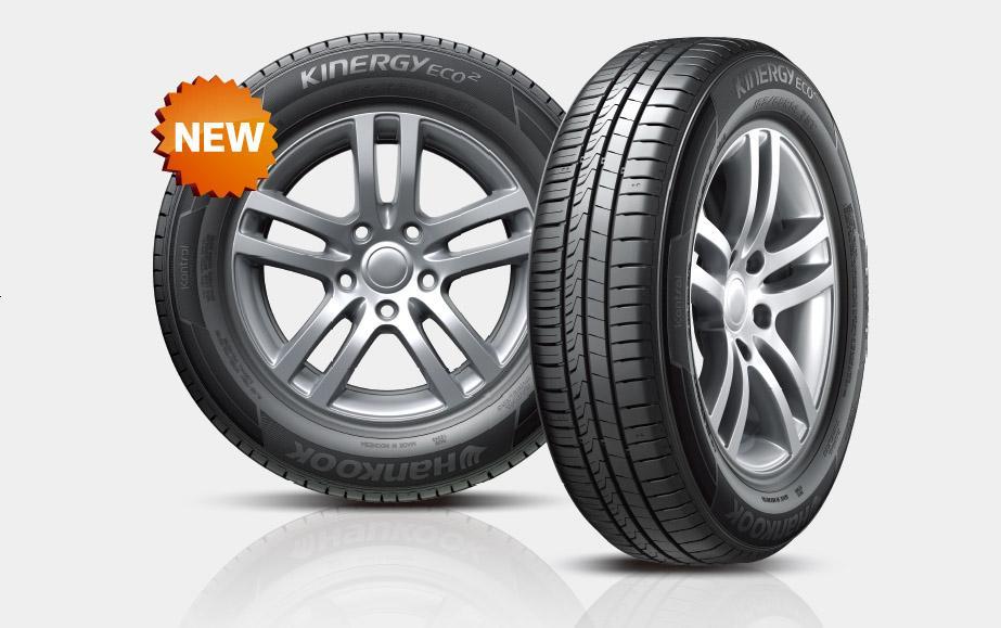 Hankook начинает продажи новых шин Kinergy Eco 2 K435 для японских кей-каров