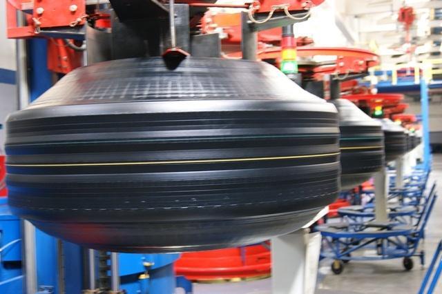 В 2016 году нижнекамские шинники изготовили более миллиона ЦМК-шин
