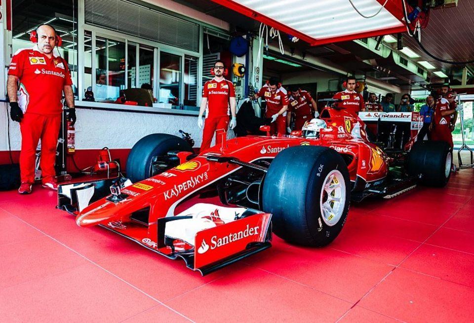 Пирелли будет тестировать дождевые шины для Формулы-1 на трассе Фьорано