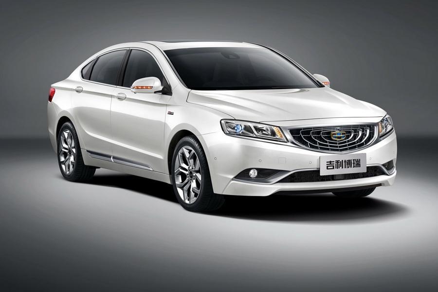 Geely огласил стоимость седана Emgrand GT