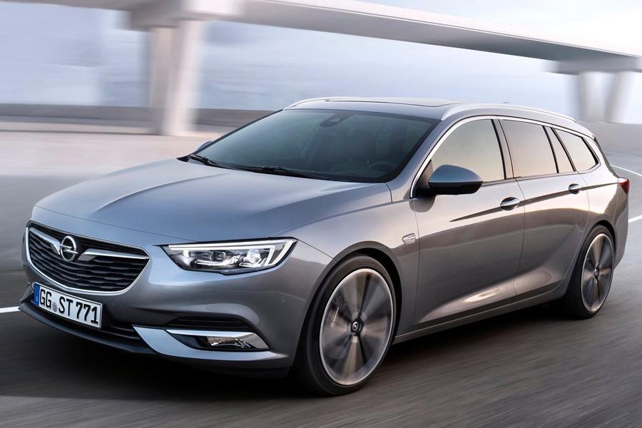 Opel Insignia стал универсалом