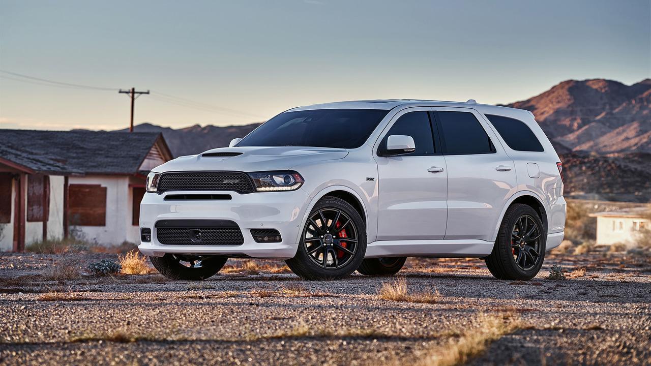Для нового Durango SRT 2018 компания Dodge выбрала резину Pirelli