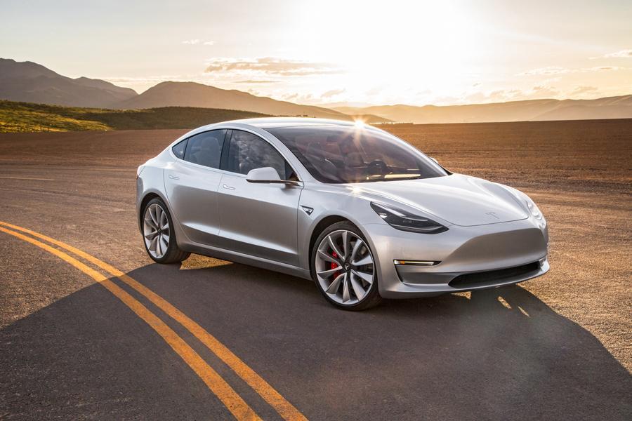 У Tesla Model 3 не будет батареи на 100 кВт*ч