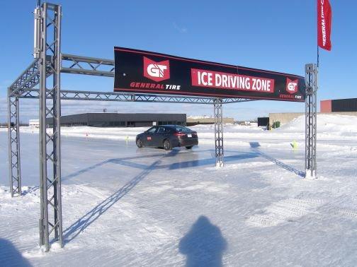 General Tire презентовала в Канаде новую зимнюю шину Altimax Arctic 12