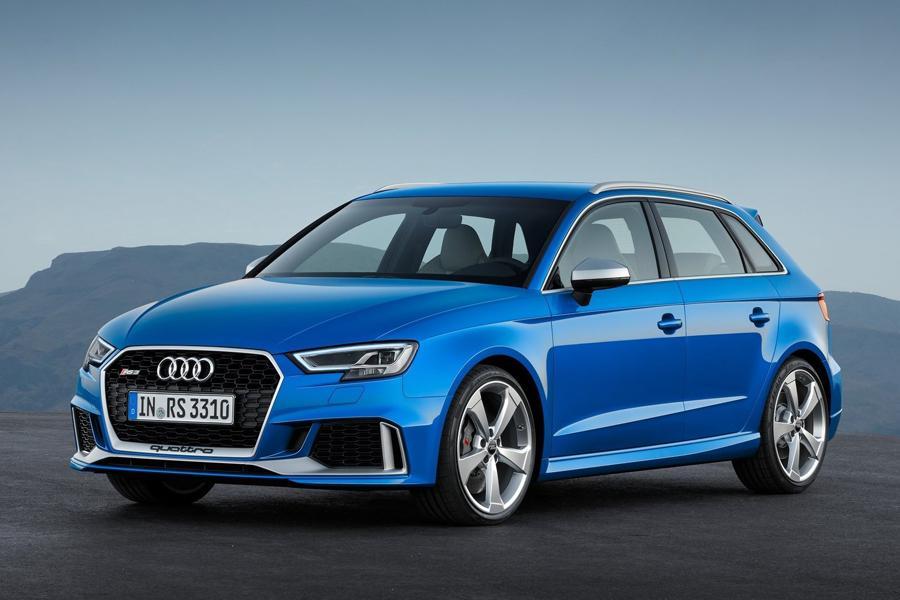 Audi RS3 обновилась и стала мощнее