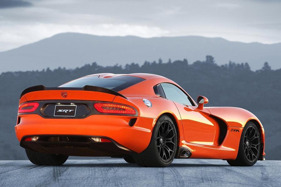 Dodge Viper снимают с производства