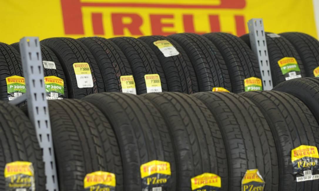 Шины Pirelli подорожают в Европе и Северной Америке с 1 апреля