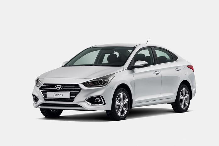 Новый Hyundai Solaris: производство стартовало