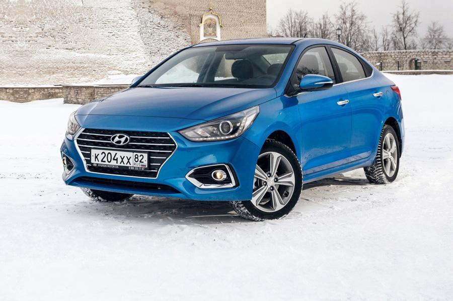 Оглашены цены на Hyundai Solaris