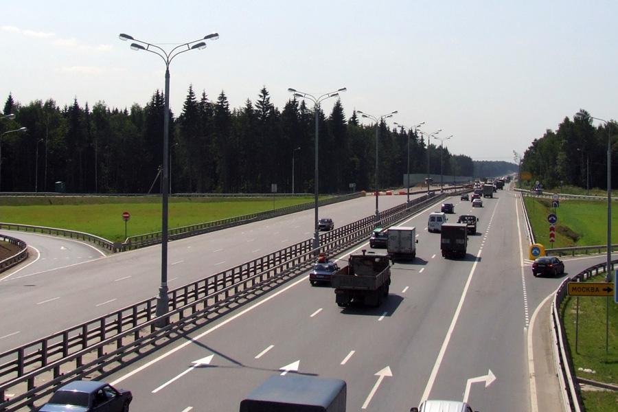 Стали известны тарифы на проезд по трассе М3 «Украина»