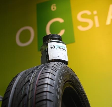 OCSiAl продолжает работу по внедрению углеродных нанотрубок в производство шин