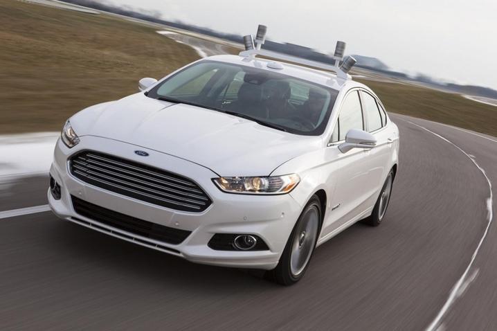 Ford столкнулся с проблемой при тестах автопилота