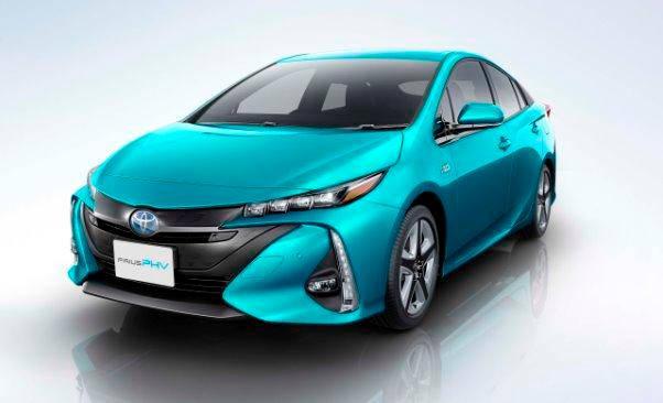 Новые гибриды Prius PHV поедут на «зеленых» шинах Ecopia EP150