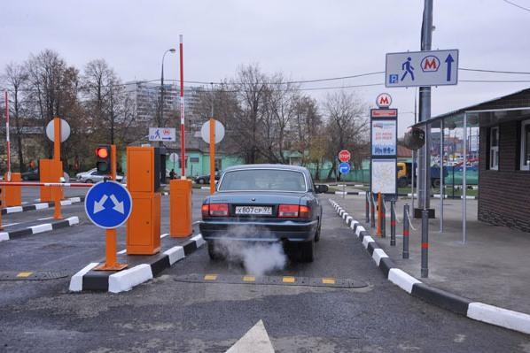 На перехватывающих парковках появятся услуги для автомобилистов