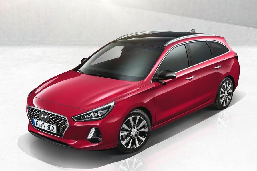 Hyundai превратила i30 в универсал