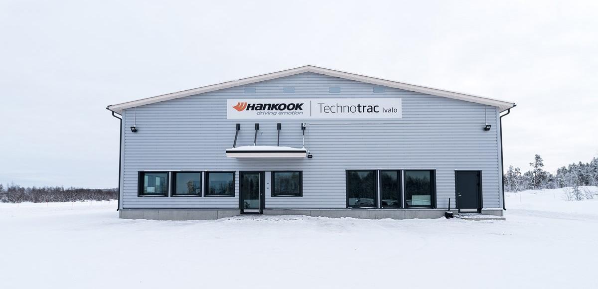 Hankook Tire открыла в Ивало новый Центр тестирования зимних шин